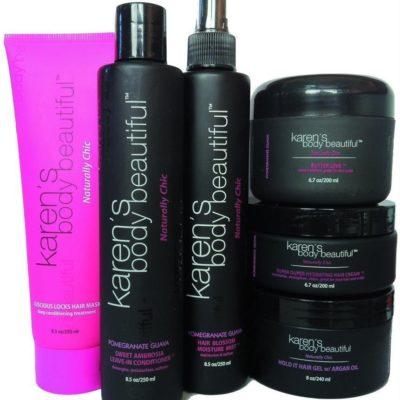 Karen's Body Beautiful Hair Care Debuts in Target Stores