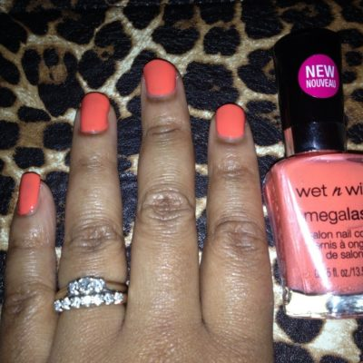 MegaLast Salon Nail Color by Wet-n-Wild