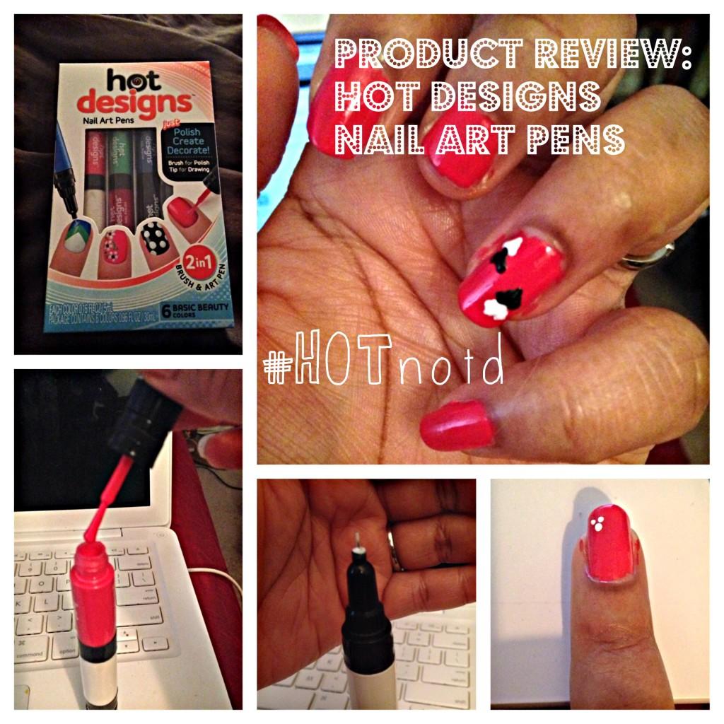 Nail Product Review: Hot Designs Nail Art Pens