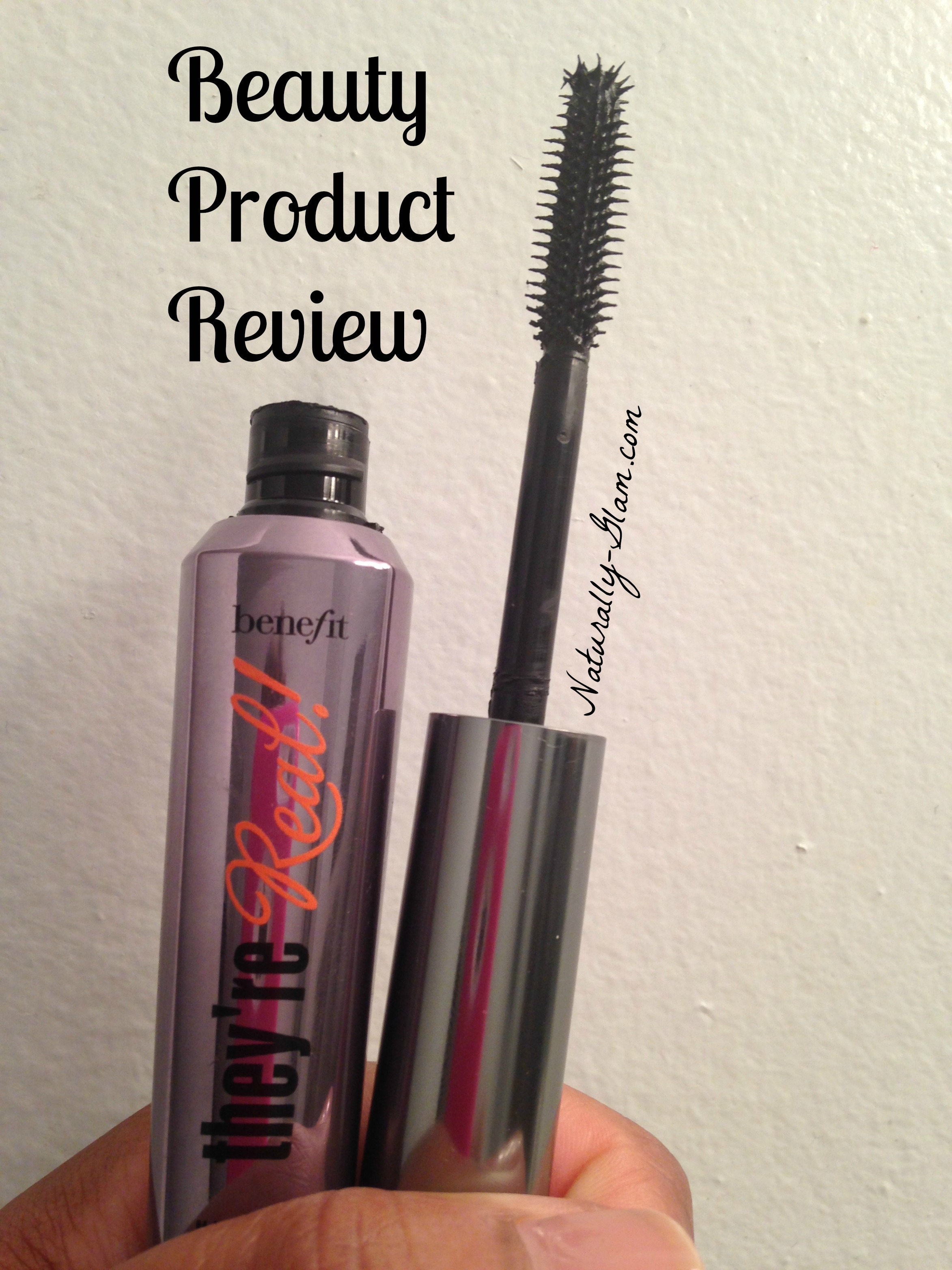 benefit there real mascara