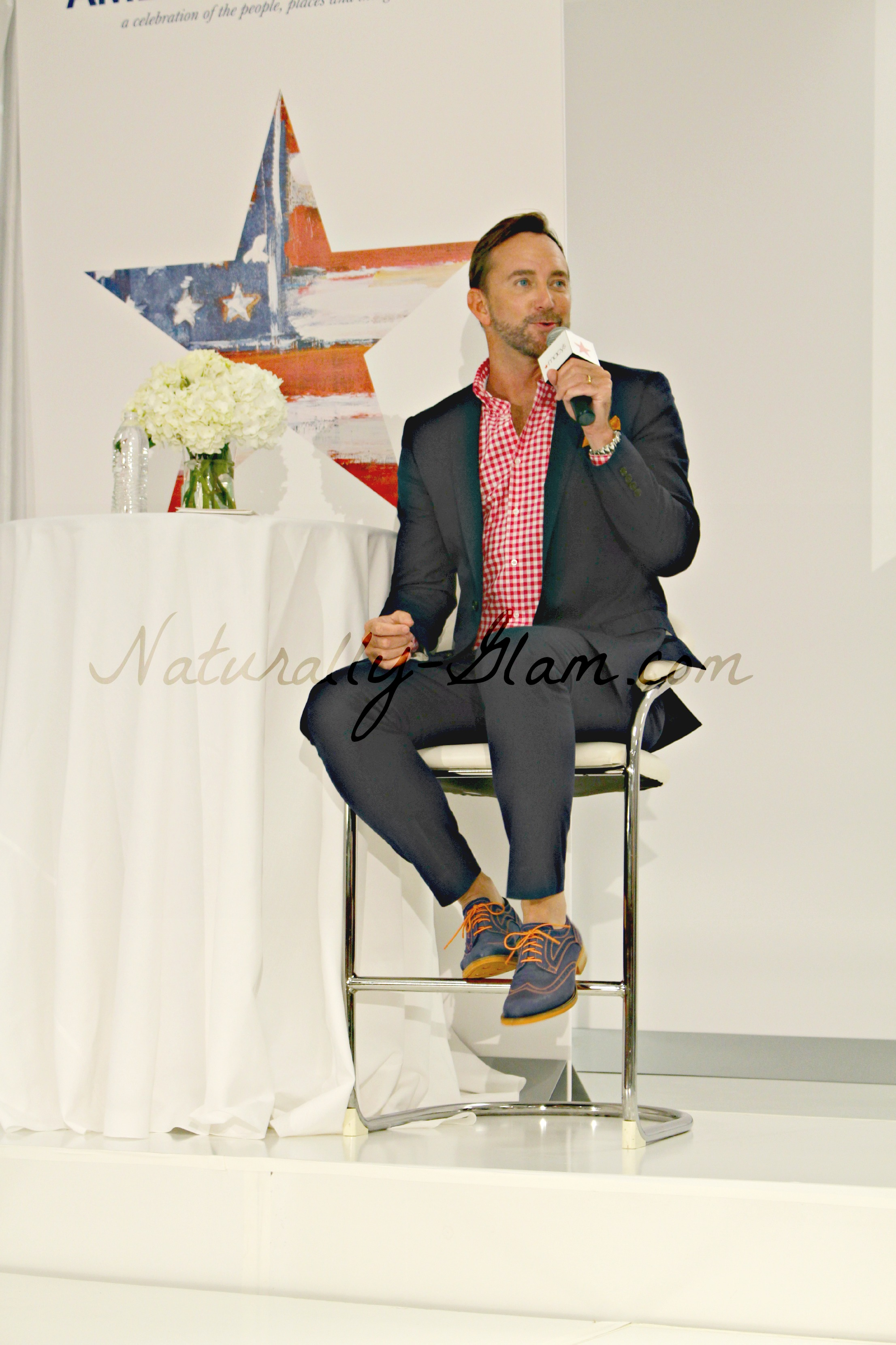 Macy's Style Event with Clinton Kelly