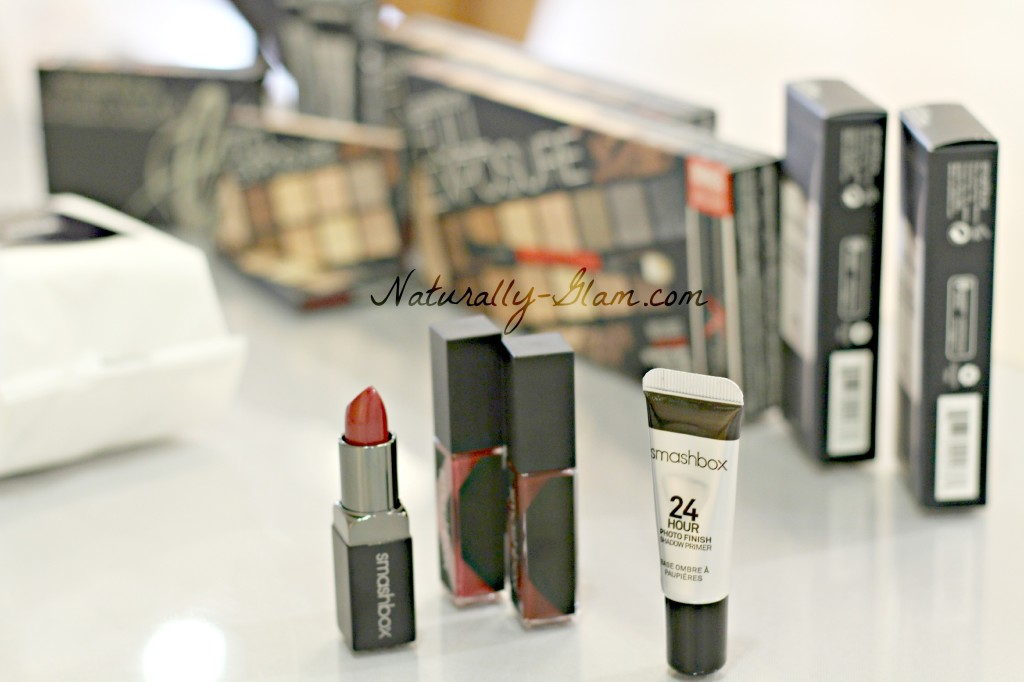 Smashbox Cosmetics display