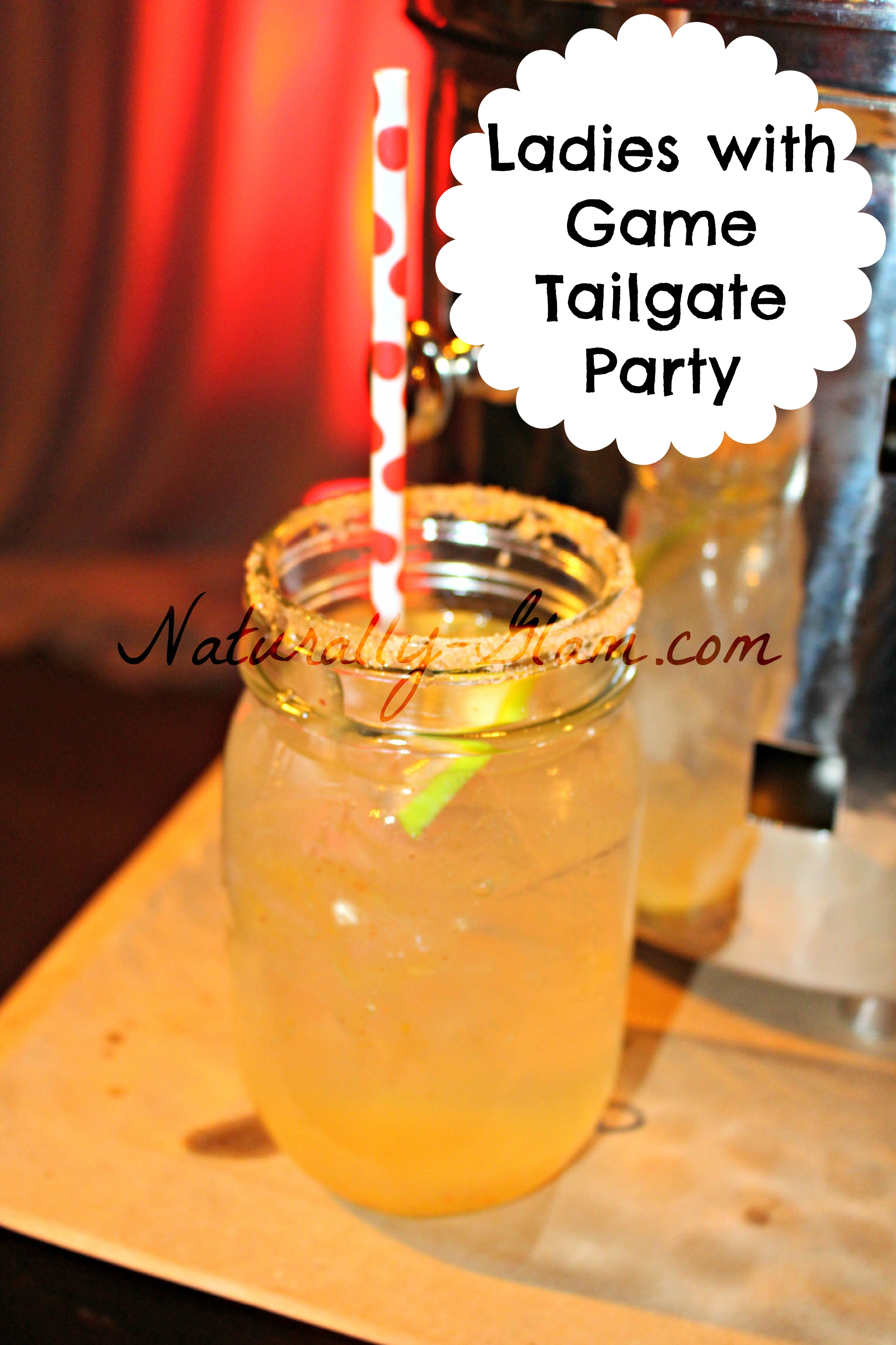 Smirnoff Ice Ladies With Game Tailgate Party + BeautyBChat Linkup Party