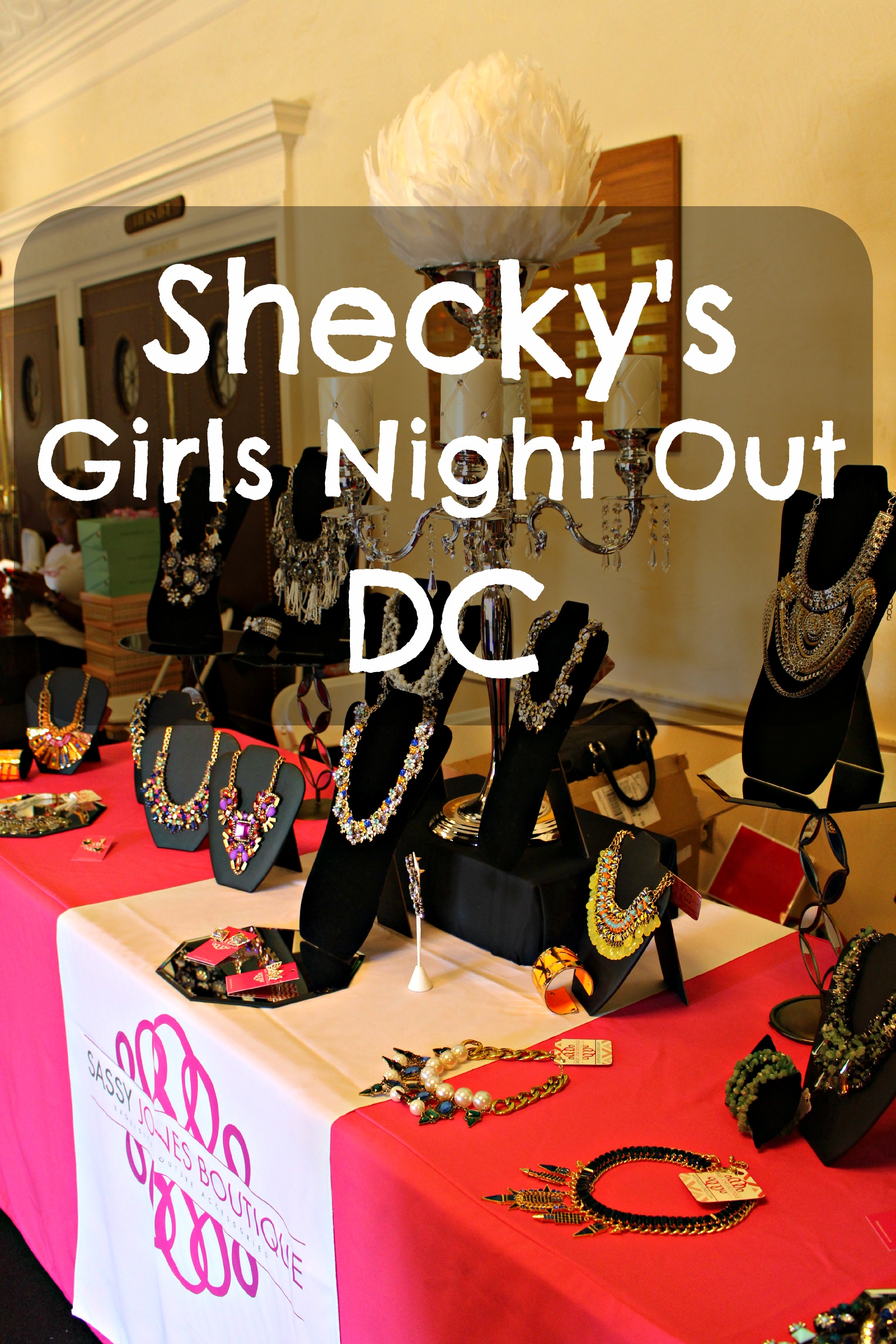 Shecky's Girls Night Out DC