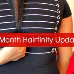 Two Month Hairfinity Growth Update {VIDEO}