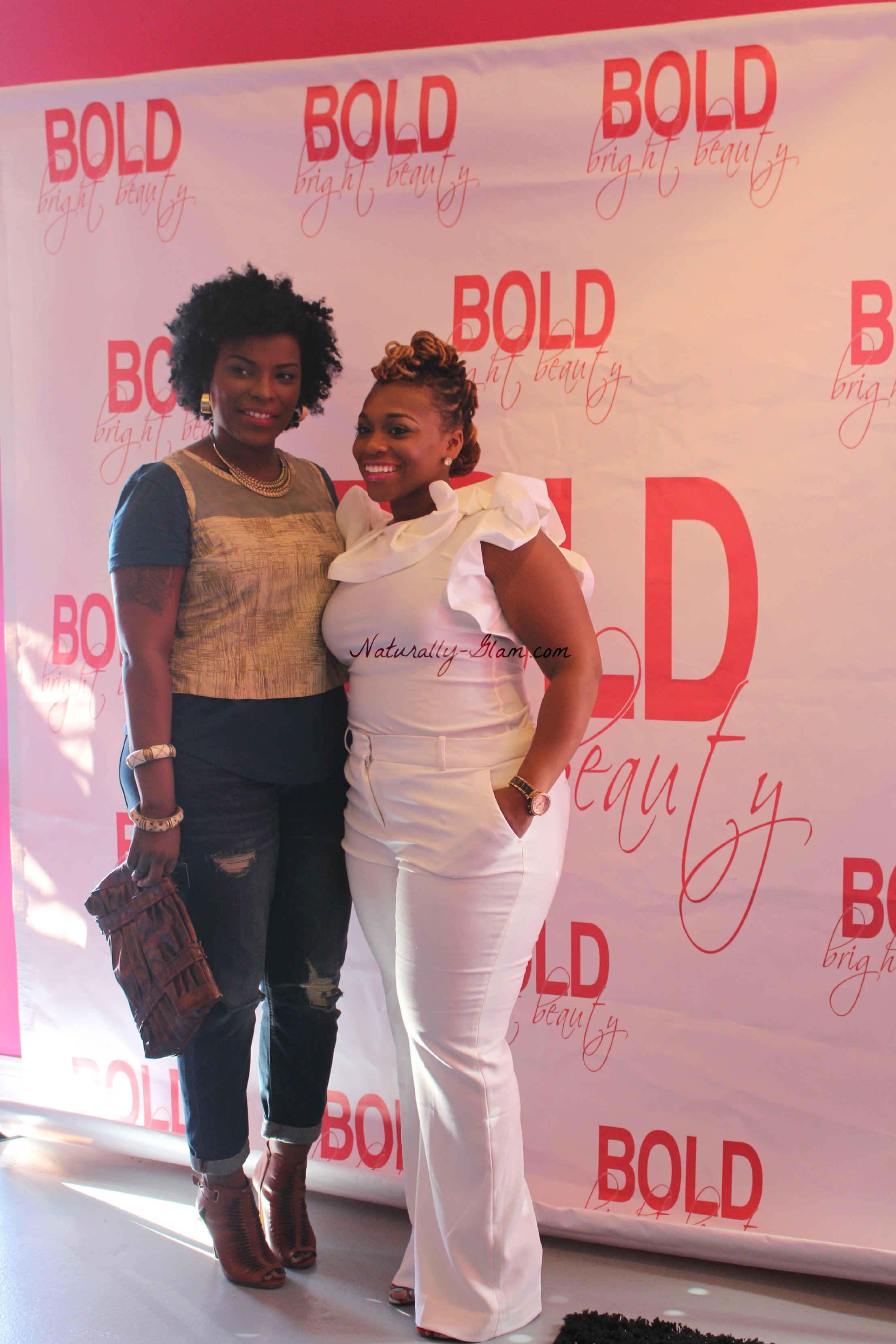 Bold Bright Beauty Launch Party + BeautyBChat Blog Linkup