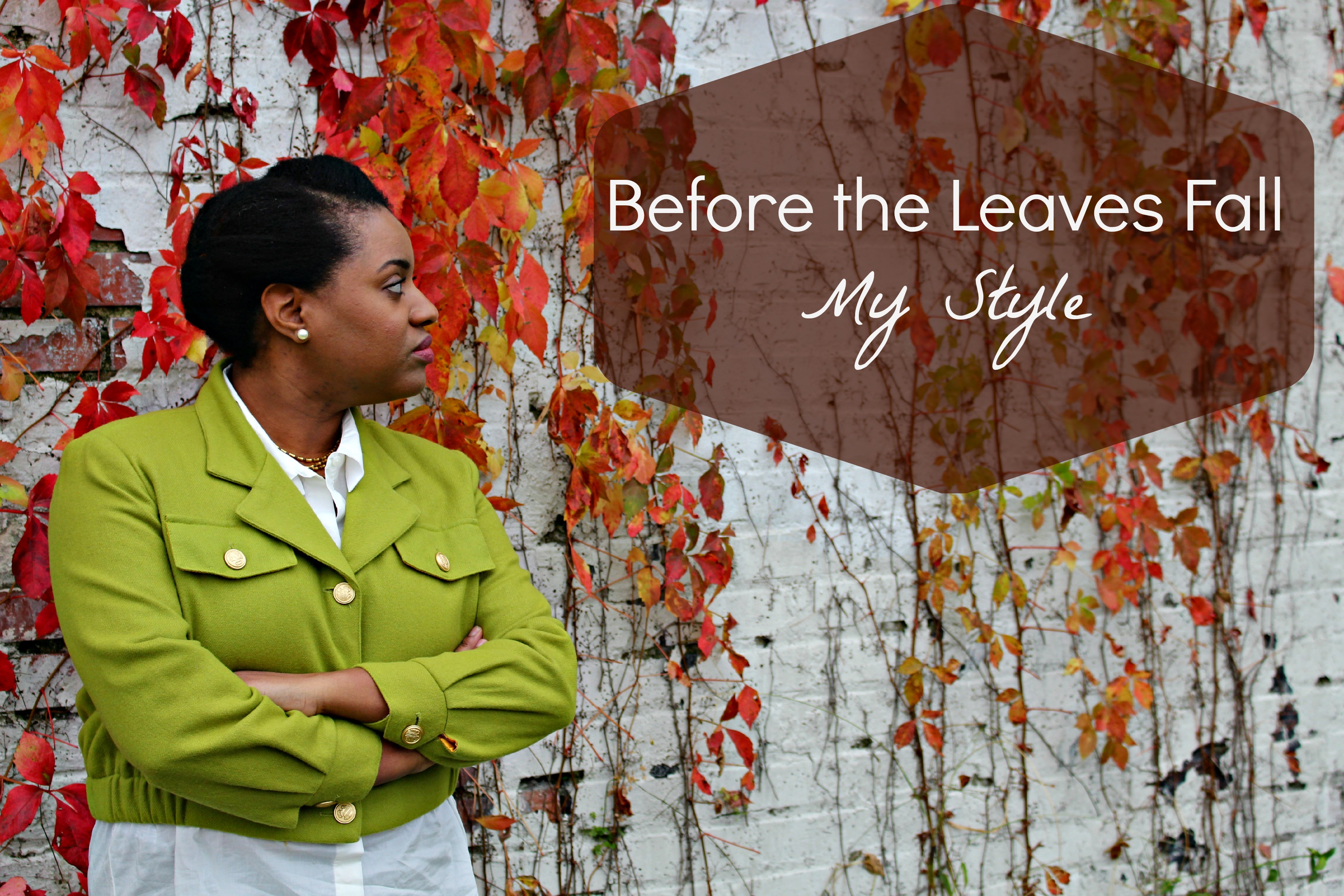 Before The Leaves Fall | My Style
