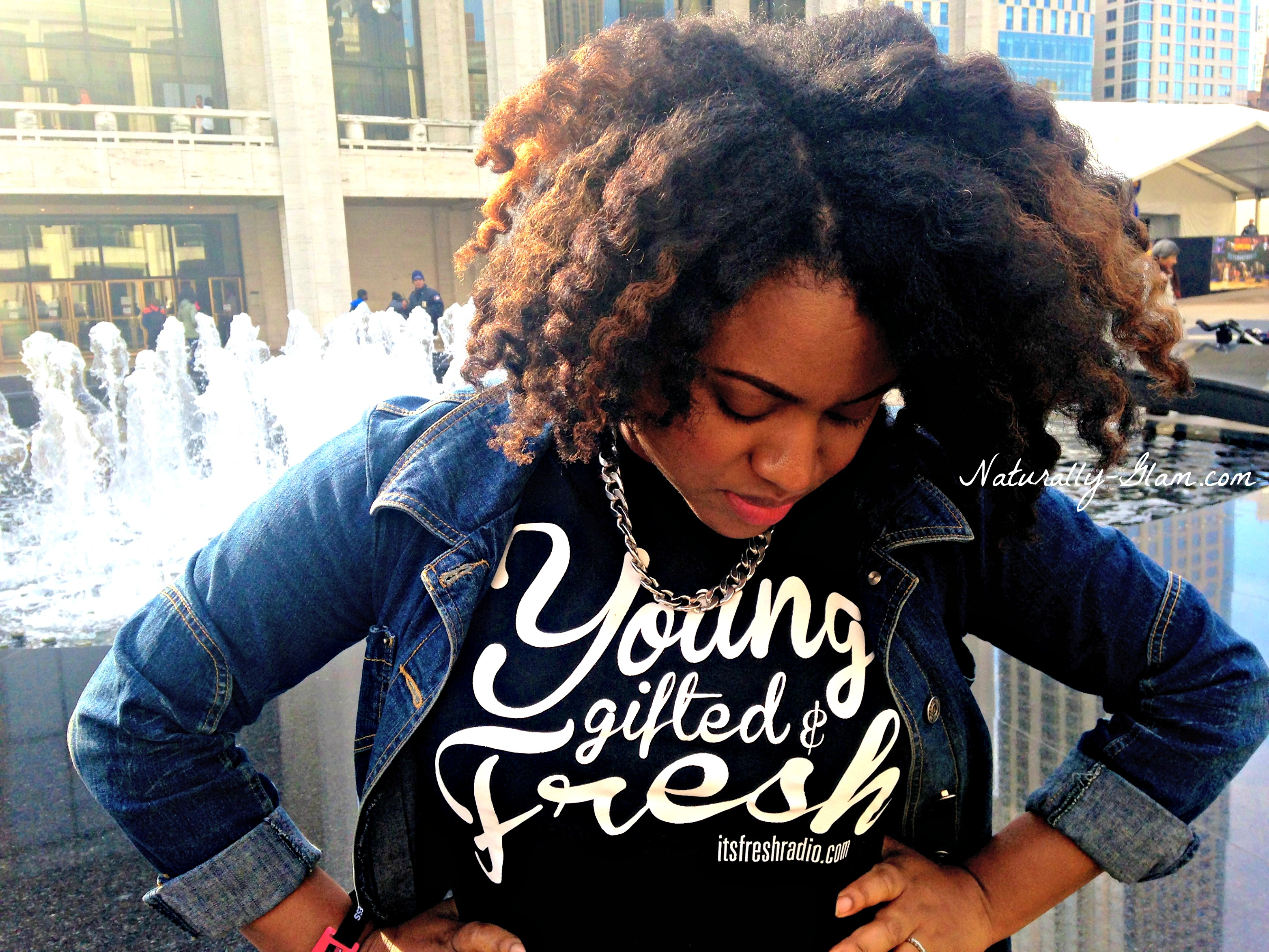 Young, Gifted & Fresh Graphic Tee | My Style