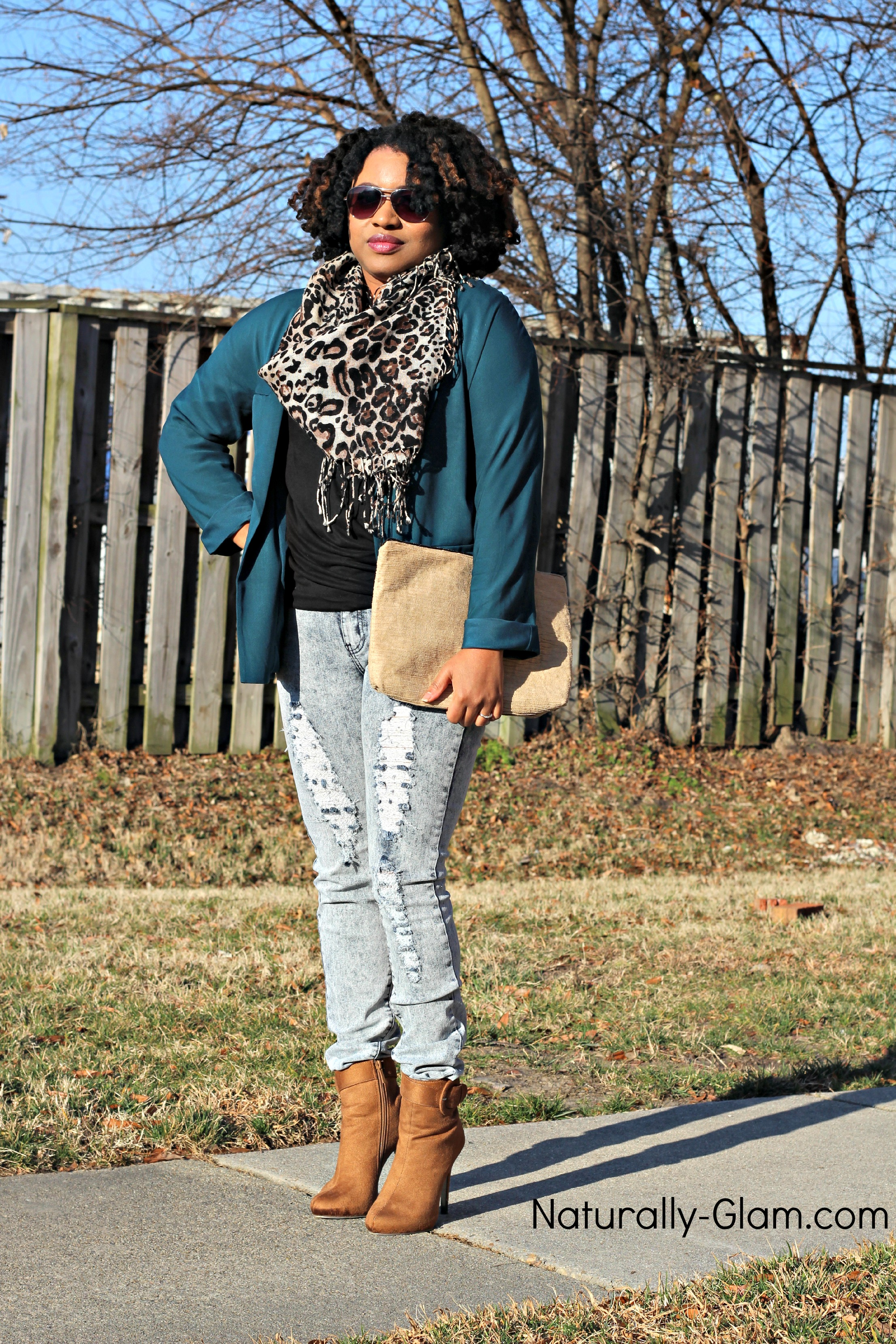 How To Style Acid Washed Denim Naturally Glam