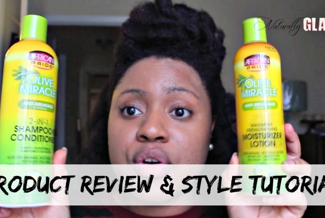 African Pride Olive Miracle Thumbnail
