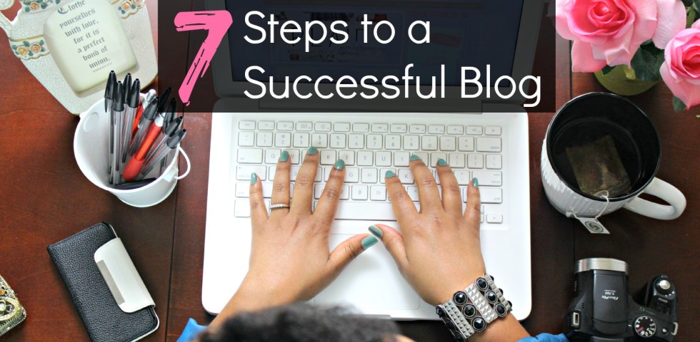 7-Steps-Successful-Blog