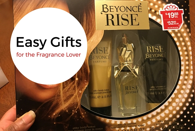 Easy Gift Idea for Fragrance Lovers