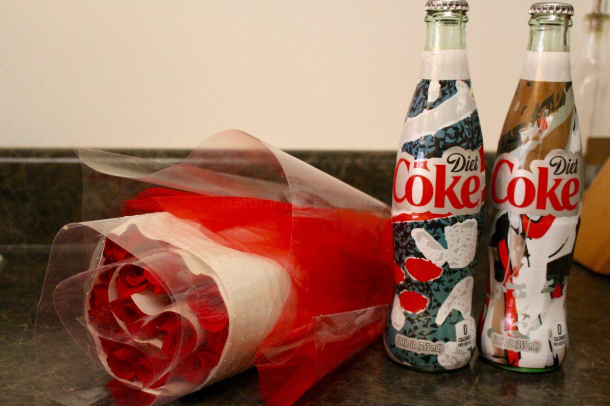 Unique-Glass-Bottle-Diet-Coke-Naturally-Glam-Kroger-Red-Roses