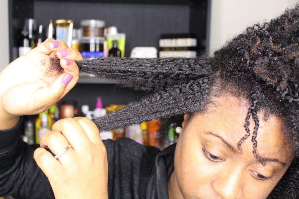Halo Twist Hairstyle