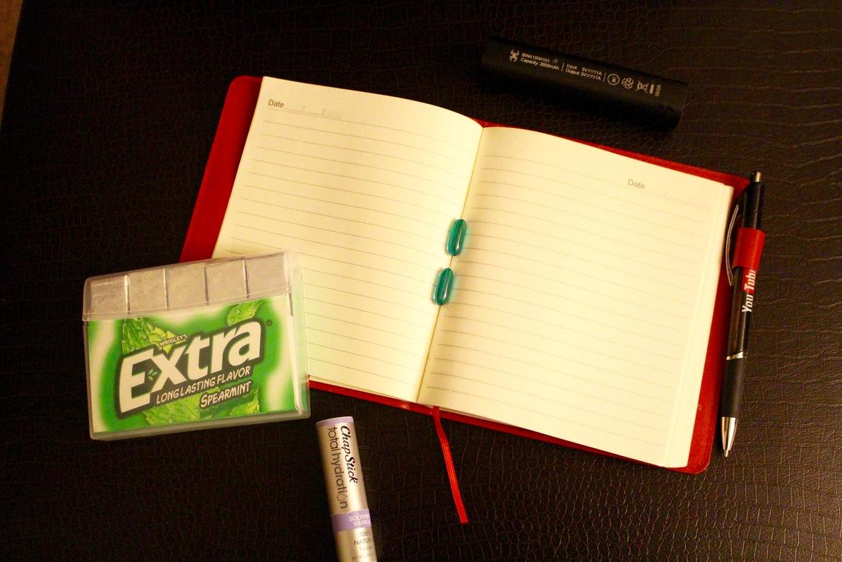 Purse-Essentials-Conference-Extra-Gum