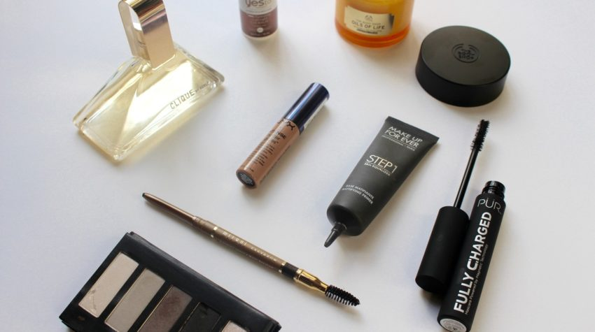 Current Beauty Favs | May 2016