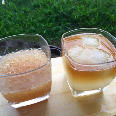 Lemonade Cognac Cocktail