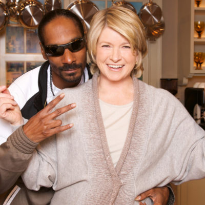 martha and snoops dinner party