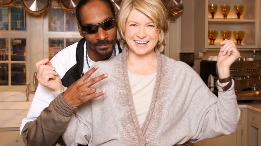 Martha & Snoop's Dinner Party Premieres This Fall on VH1