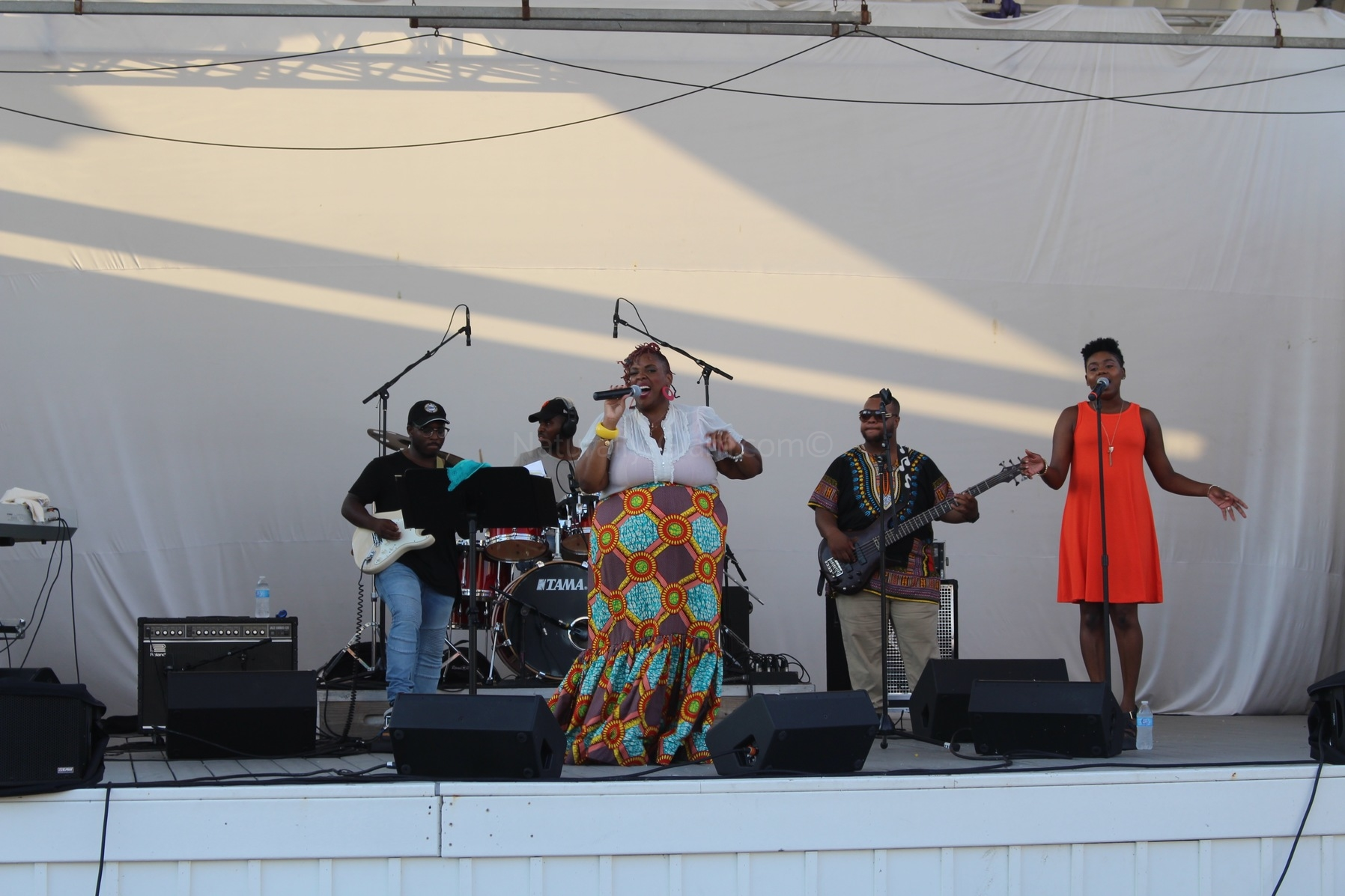 Africana Va Beach performance