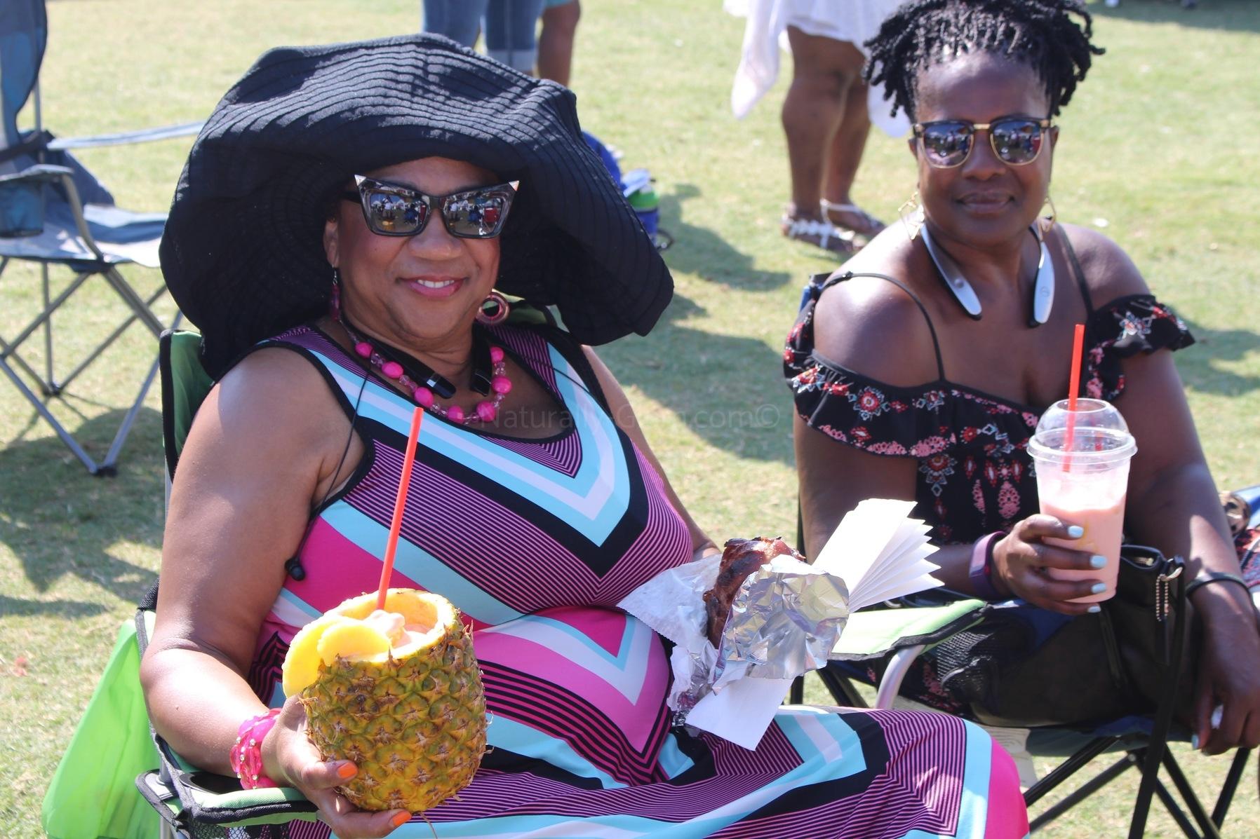 Africana Va Beach attendees