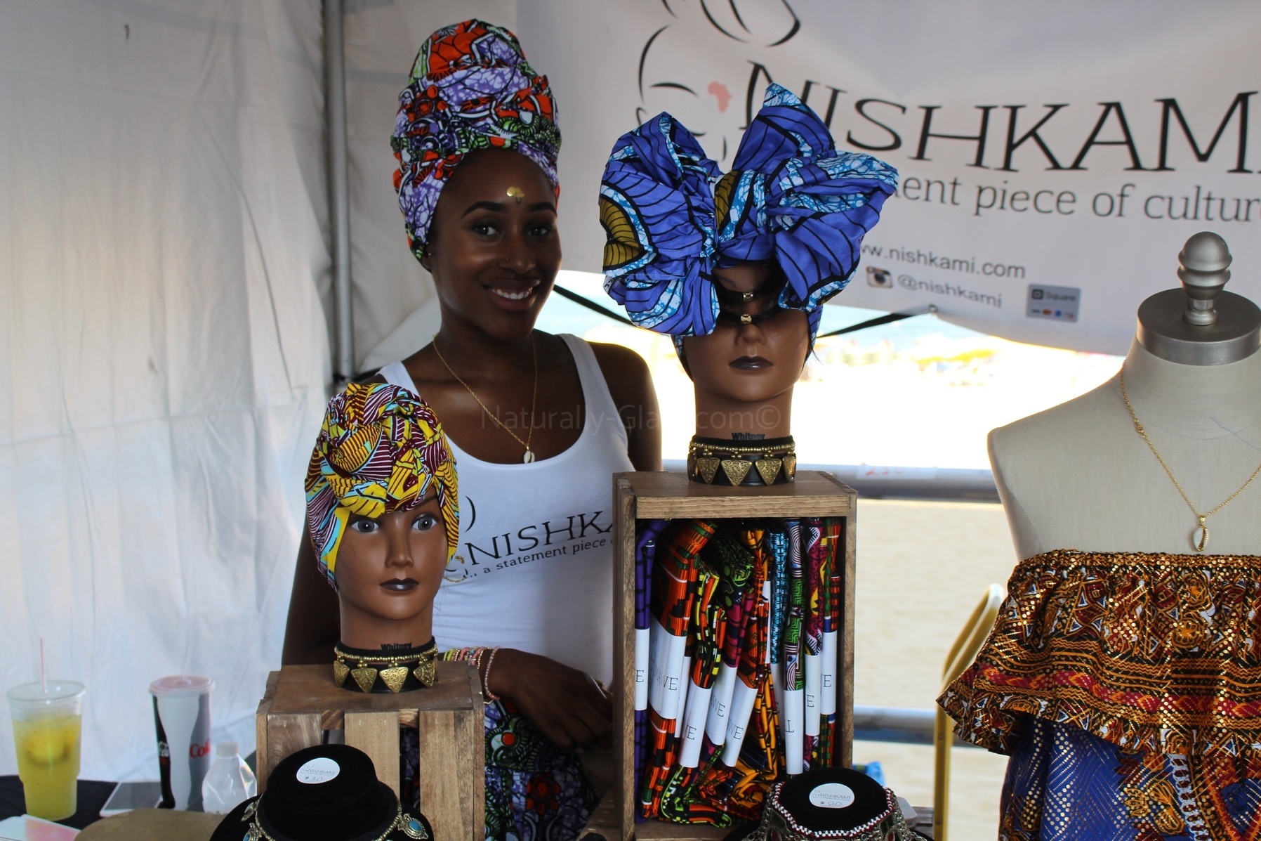 Africana Va Beach vendors