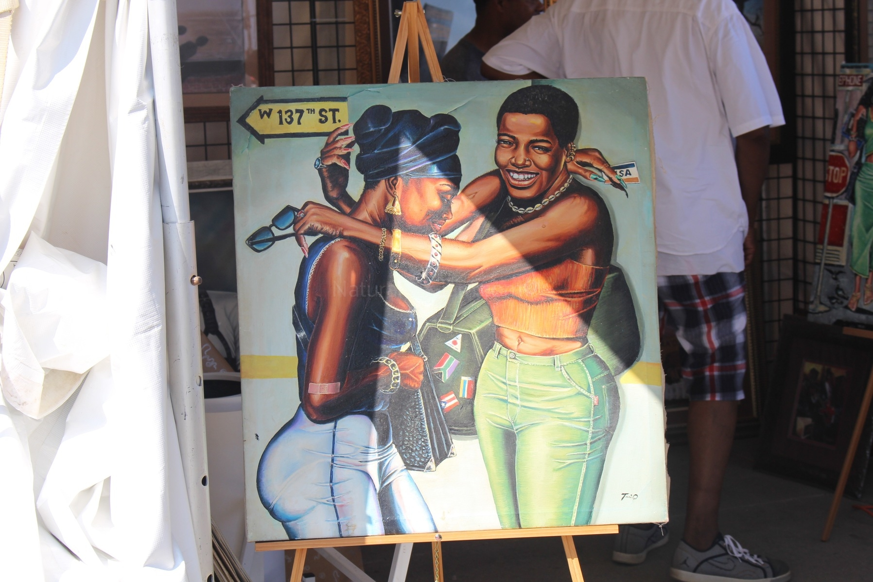 Africana Va Beach art expo