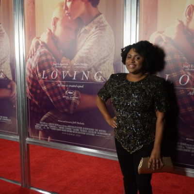 Loving Movie Premier in New York City
