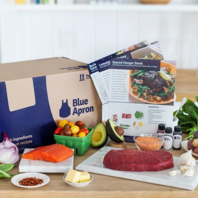 Why Blue Apron is Great for Busy Couples Who Like to Cook