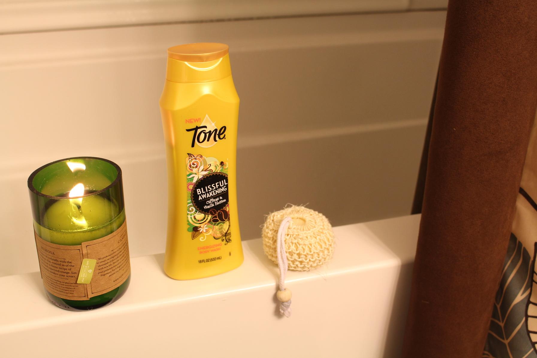 tone body wash