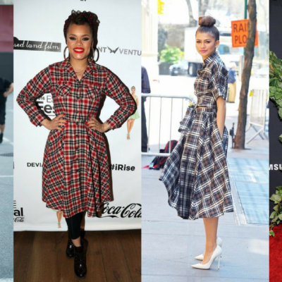 5 Stylish Ways to Rock Plaid for the Winter