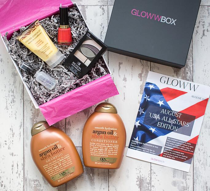 Beauty Subscription Boxes for Women of Color, Glowwbox