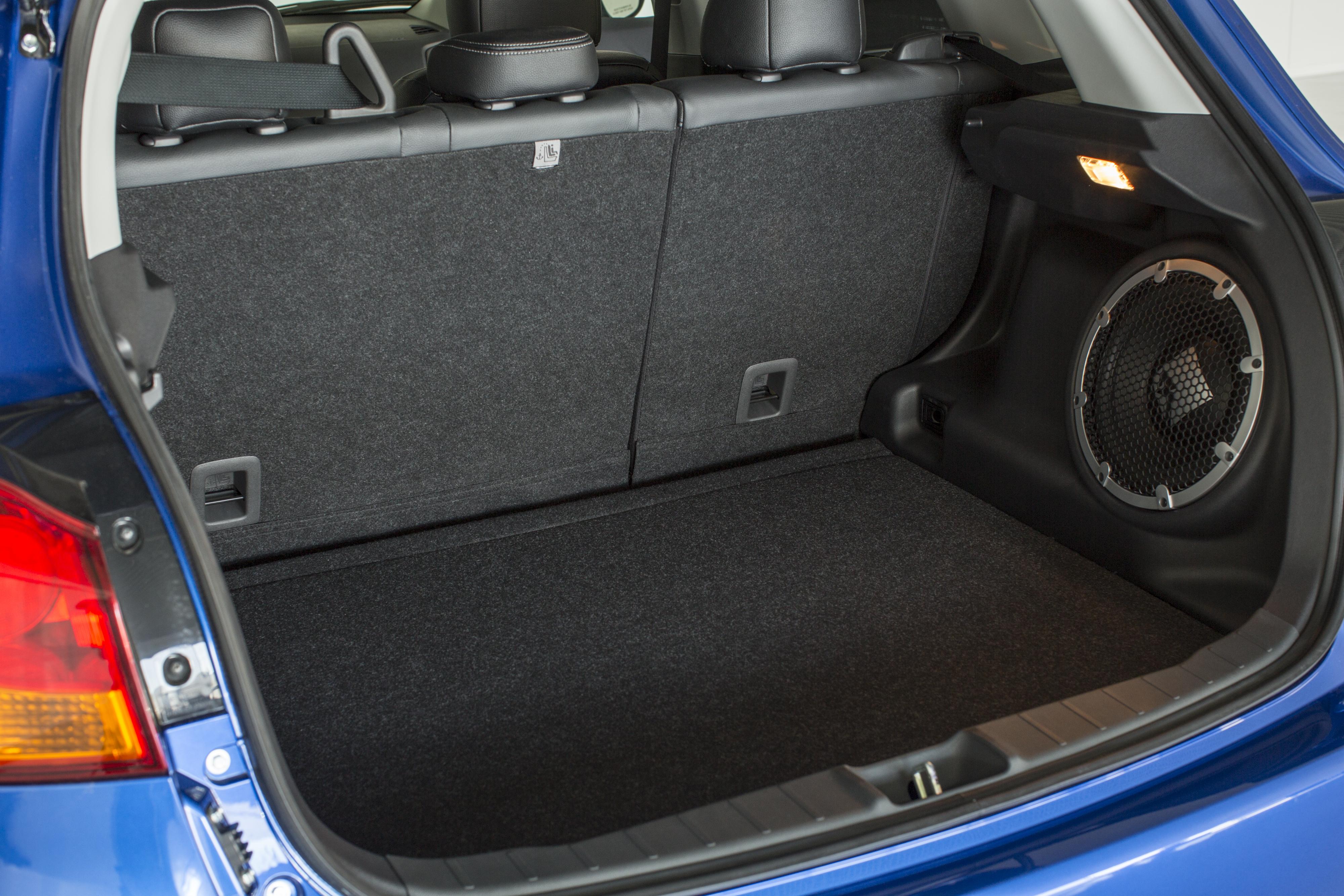 2016 Outlander Sport GT interior
