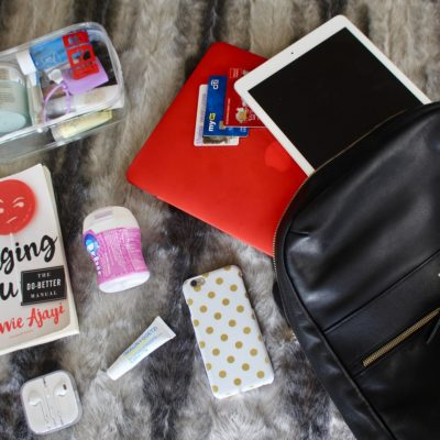 10 Must Haves for Your Personal Carry On Bag