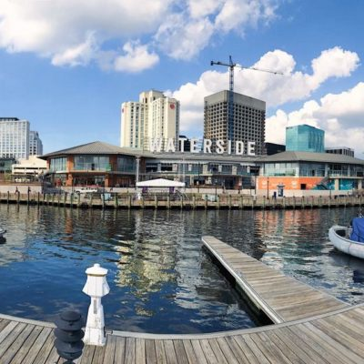 Waterside District Opens Its Doors – Here's What to Look Forward To