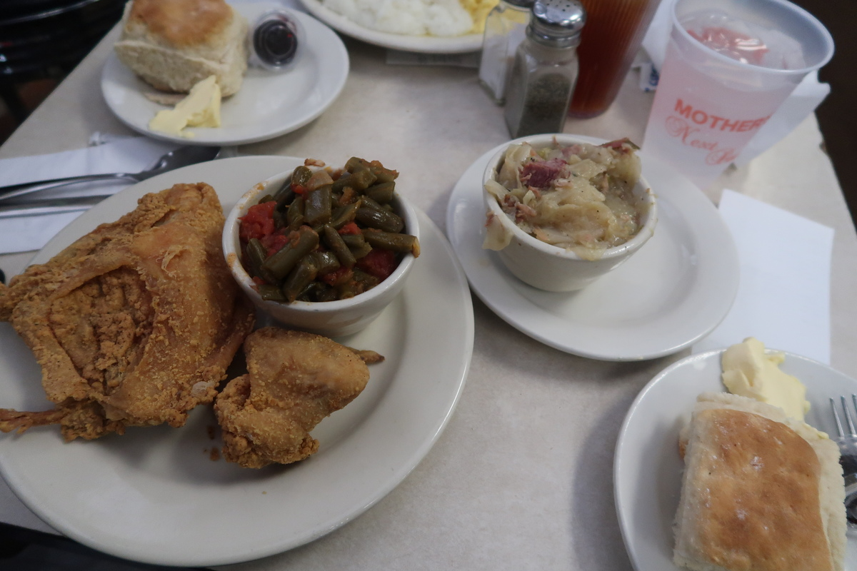 soul food mothers restaurant new orleans