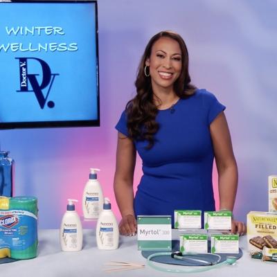 Winter Wellness Tips from TV Host Dr V